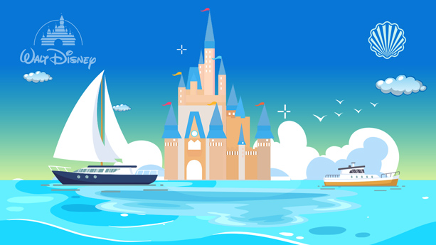 Using of Patent System for Disneyland Parks