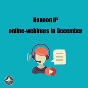 Kanoon IP Held 3 Online Webinars in December