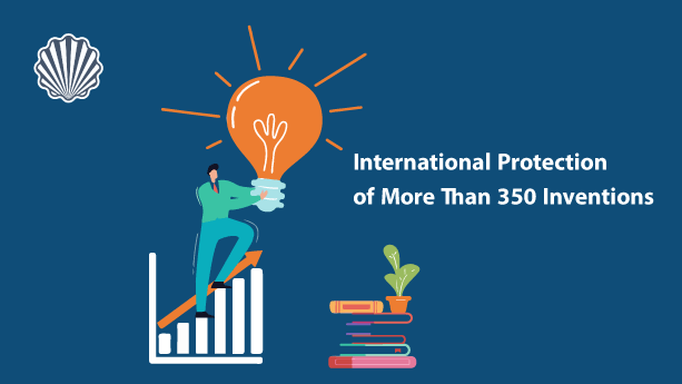 Kanoon IP Has Supported Overseas Protection of More Than 350 National Inventions.