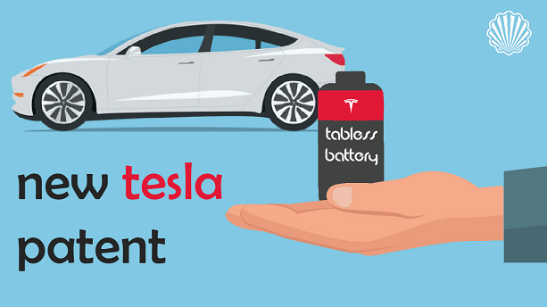 Tesla's New Patent on Tabless Electrode Battery Cells