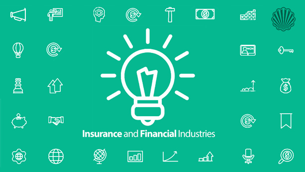 Changes in patent prospects and its effects on financial and insurance industries